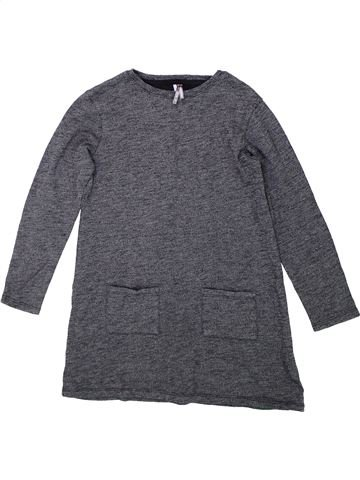 Robe fille ORCHESTRA gris 8 ans hiver #1432269_1