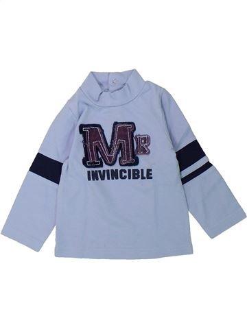 Camiseta de manga larga niño TAPE À L'OEIL azul 6 meses invierno #1432331_1