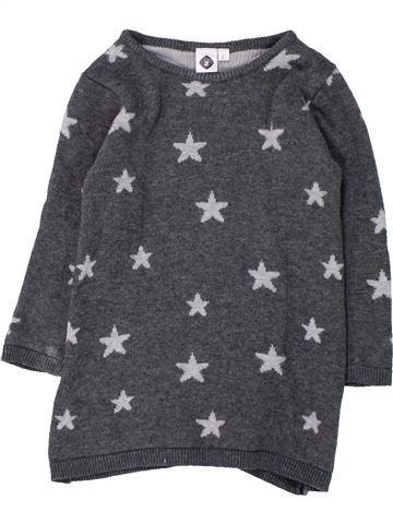 Robe fille GENERATION Z gris 2 ans hiver #1432380_1