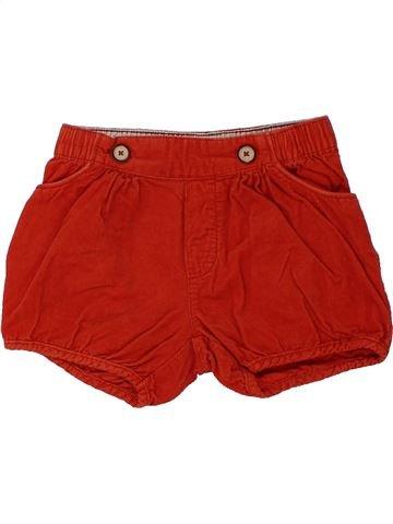 Short - Bermuda fille H&M rouge 2 ans hiver #1432565_1