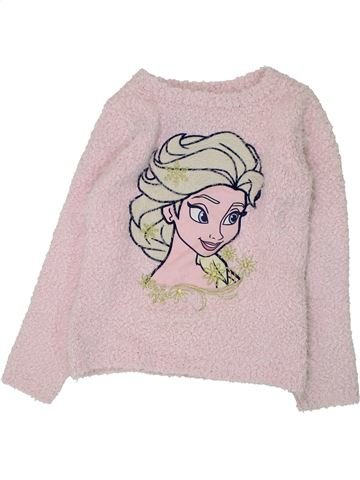 Pull fille C&A rose 8 ans hiver #1432593_1