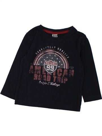 Camiseta de manga larga niño TAPE À L'OEIL negro 2 años invierno #1432630_1