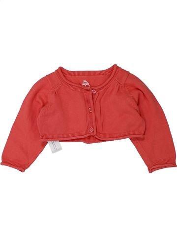 Bolero niña TAPE À L'OEIL rojo 6 meses invierno #1432678_1
