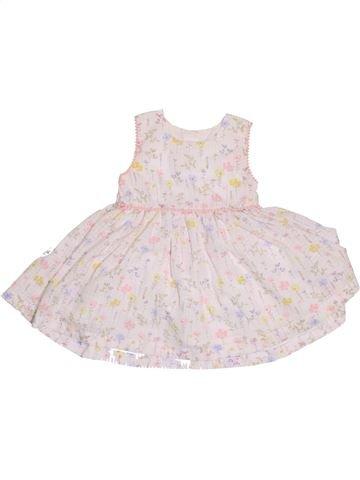Vestido niña MATALAN blanco 12 meses verano #1432877_1