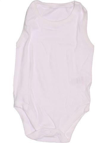 Top - Camiseta de tirantes niño MATALAN blanco 9 meses verano #1432902_1