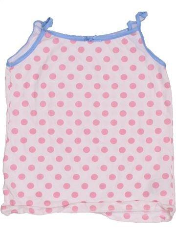 T-shirt sans manches fille PRIMARK rose 8 ans été #1432925_1