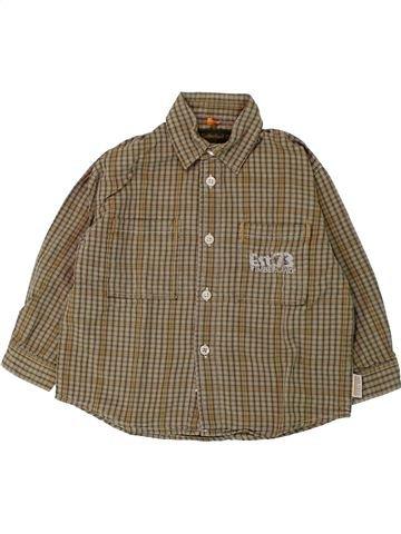 Camisa de manga larga niño TIMBERLAND verde 2 años invierno #1432992_1