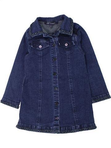 Chaqueta niña LILI GAUFRETTE azul 4 años invierno #1433042_1