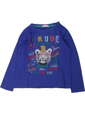 Camiseta de manga larga niño DPAM azul 3 años invierno #1433126_1