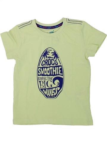 T-shirt manches courtes garçon SERGENT MAJOR vert 4 ans été #1433283_1