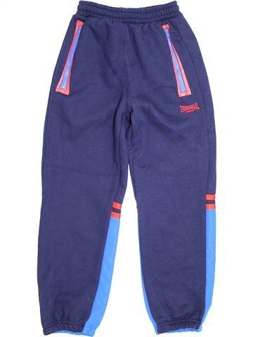 Pantalón niño LONSDALE azul 8 años invierno #1433289_1