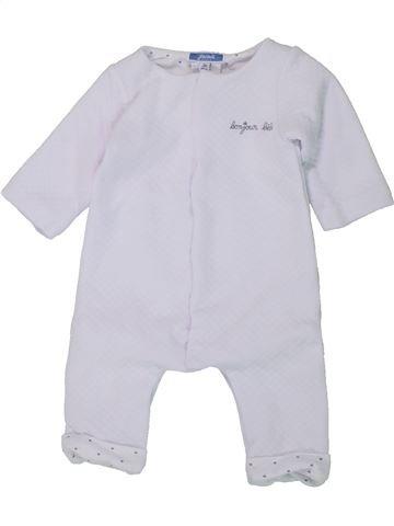 Combinación larga niño JACADI blanco 3 meses invierno #1433313_1