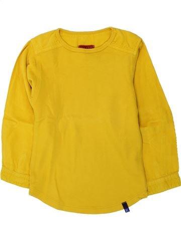 Camiseta de manga larga niño KENZO amarillo 6 años invierno #1433530_1