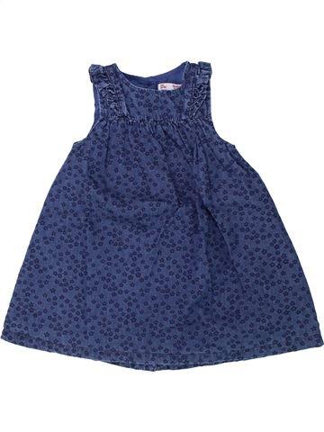 Vestido niña DPAM azul 18 meses invierno #1433590_1