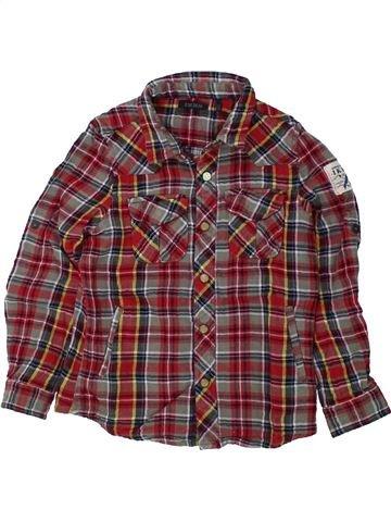 Camisa de manga larga niño IKKS marrón 4 años invierno #1433790_1
