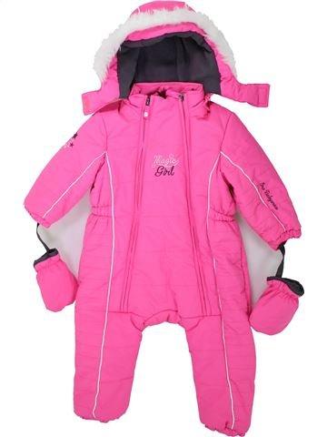 Esquí niña ORCHESTRA rosa 2 años invierno #1433947_1
