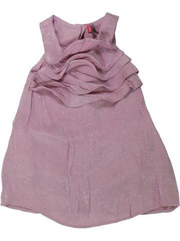 Vestido niña ORCHESTRA violeta 12 meses verano #1433985_1