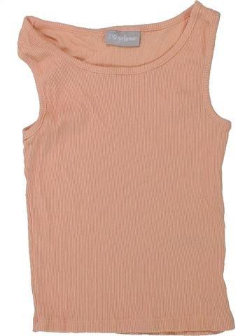 Camiseta sin mangas niña MATALAN rosa 7 años verano #1434119_1