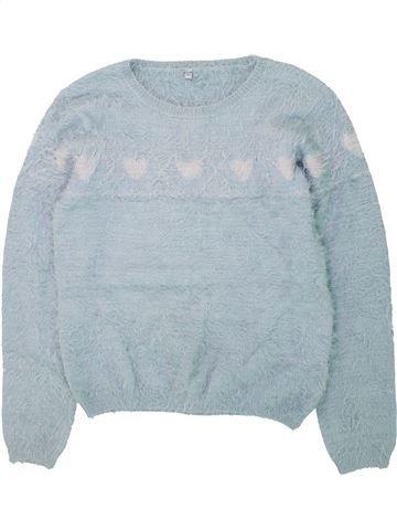 jersey niña MARKS & SPENCER azul 14 años invierno #1434451_1