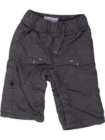 Pantalon garçon KIMBALOO gris naissance hiver #1434739_1