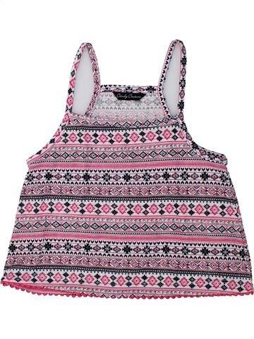 T-shirt sans manches fille CANDY COUTURE violet 9 ans été #1436489_1