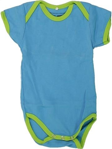 Camiseta de manga corta niño NAME IT azul 1 mes verano #1436568_1