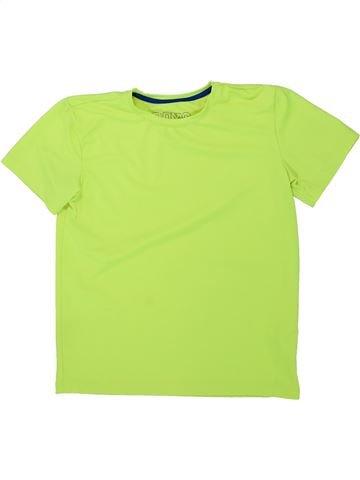 Camiseta de manga corta niño BOYS verde 9 años verano #1436982_1