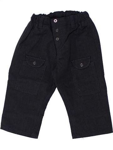 Pantalón niño BERLINGOT negro 3 meses invierno #1437814_1