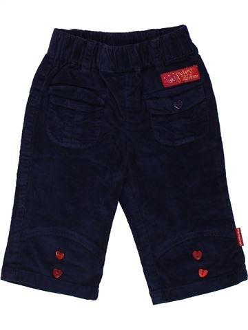 Pantalon fille PREMAMAN noir 6 mois hiver #1437951_1