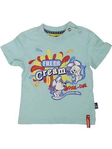 Camiseta de manga corta niño ORIGINAL MARINES gris 9 meses verano #1438592_1