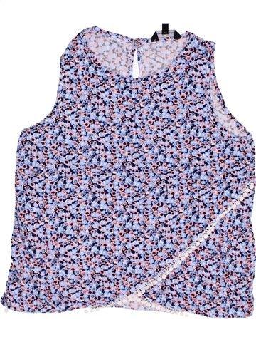 Blusa de manga corta niña CANDY COUTURE violeta 12 años verano #1441465_1
