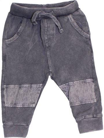 Pantalon garçon ZARA violet 12 mois hiver #1442219_1