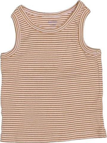 Top - Camiseta de tirantes niño BOUT'CHOU beige 12 meses verano #1442221_1