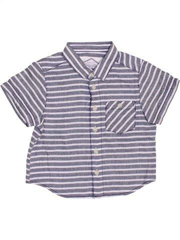 Chemise manches courtes garçon AWESOME APPAREL gris 3 ans été #1442769_1
