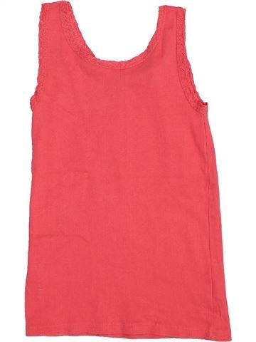 Camiseta sin mangas niña I LOVE GIRLSWEAR rosa 8 años verano #1443075_1