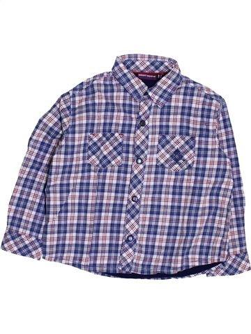 Chemise manches longues garçon SERGENT MAJOR bleu 2 ans hiver #1444283_1