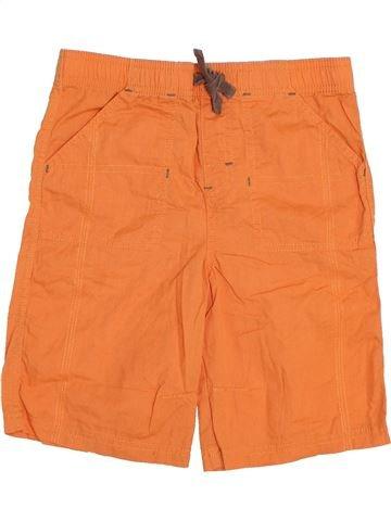 Short-Bermudas niño CHEROKEE naranja 7 años verano #1445205_1