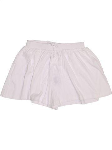 Short-Bermudas niña I LOVE GIRLSWEAR blanco 9 años verano #1445691_1