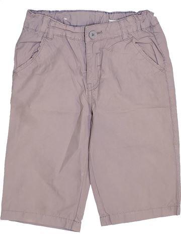 Short-Bermudas niño VERTBAUDET violeta 9 años verano #1446435_1