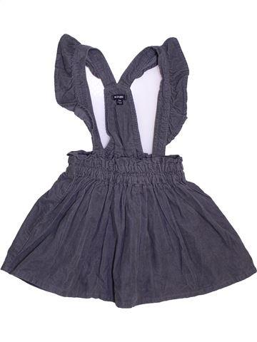 Robe fille KIABI bleu 2 ans hiver #1446884_1