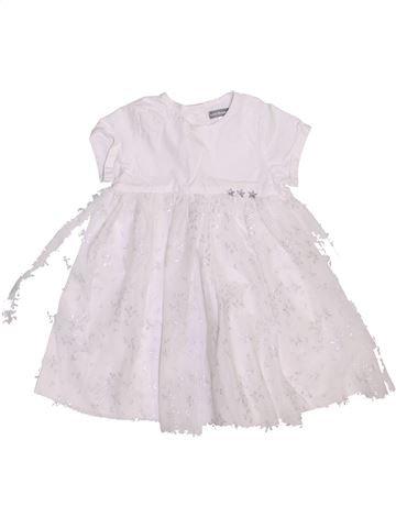 Robe fille VERTBAUDET blanc 2 ans été #1447083_1