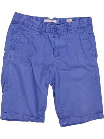 Short - Bermuda garçon SCOTCH violet 12 ans été #1447514_1