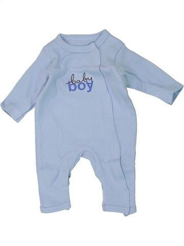 Combinaison longue garçon MOTHERCARE bleu prématuré hiver #1447696_1