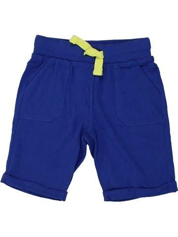 Short-Bermudas niño F&F azul 3 años verano #1448518_1