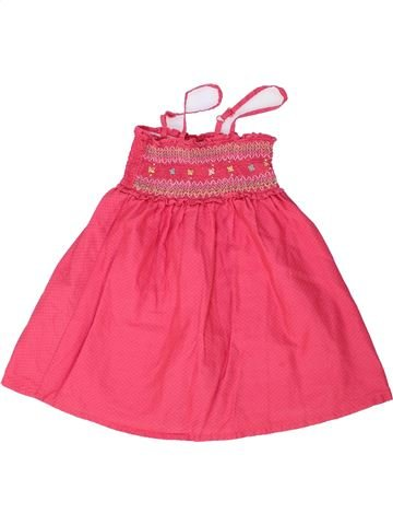 Robe fille ORCHESTRA rose 3 ans été #1448740_1