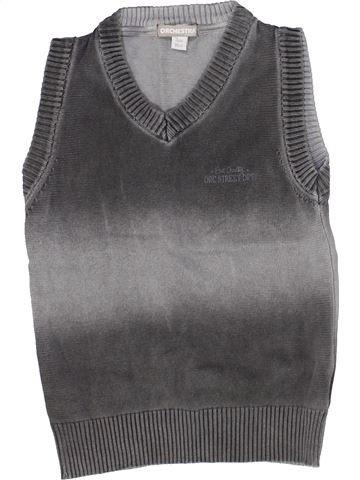jersey niño ORCHESTRA gris 3 años invierno #1448980_1