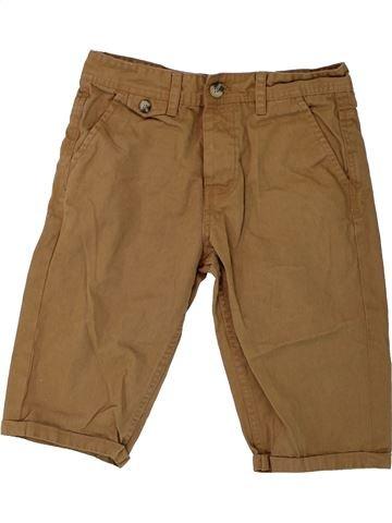 Short - Bermuda garçon KANGOL marron 12 ans été #1449037_1
