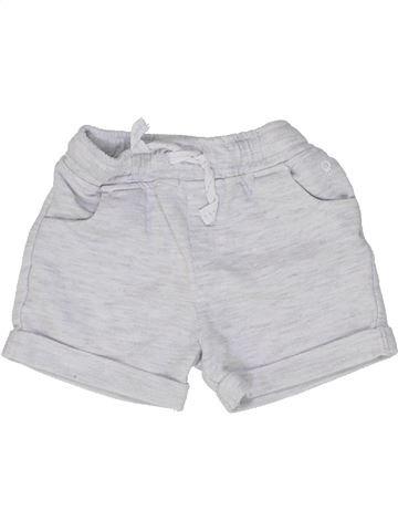 Short-Bermudas niño OKAIDI blanco 6 meses verano #1449095_1