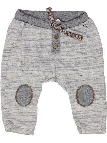 Pantalon garçon ZARA gris 6 mois hiver #1449104_1