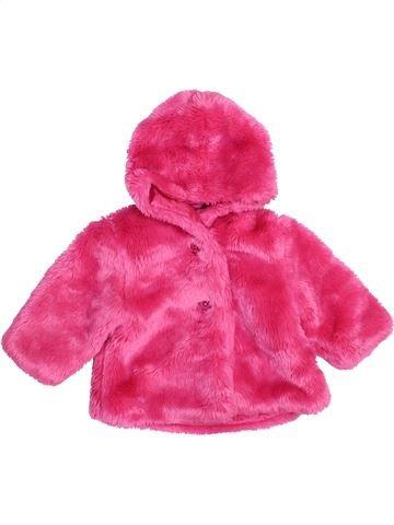 Abrigo niña KIABI rosa 6 meses invierno #1449348_1